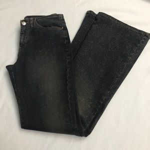 Angels Jeans Size 5 Dark Vintage Wash Gold…
